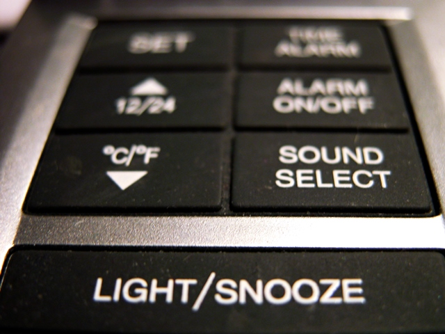 You Snooze, You Lose. Or DoYou?